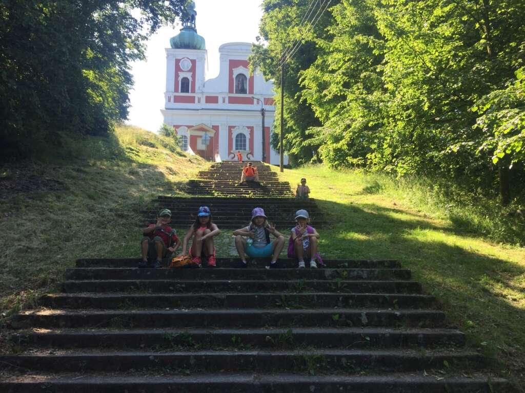 220 schodů na Cvilín